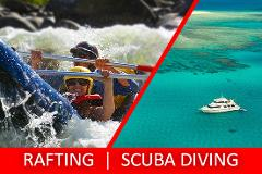Full Day Sports Rafting & Scuba Diving Tour PACKAGE