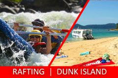 Half Day Sports Rafting & Dunk Island PACKAGE