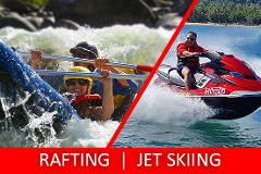 Full Day Sports Rafting & Jet Skiing Tour PACKAGE