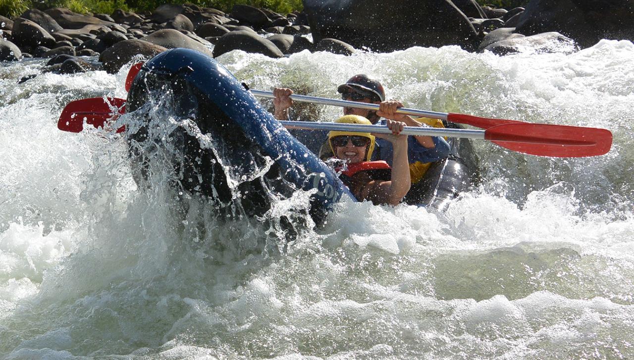 Half Day Sports Rafting