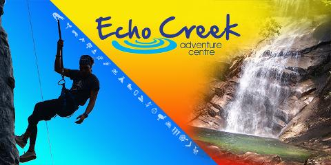 Echo Creek Adventure Program - 3 DAYS