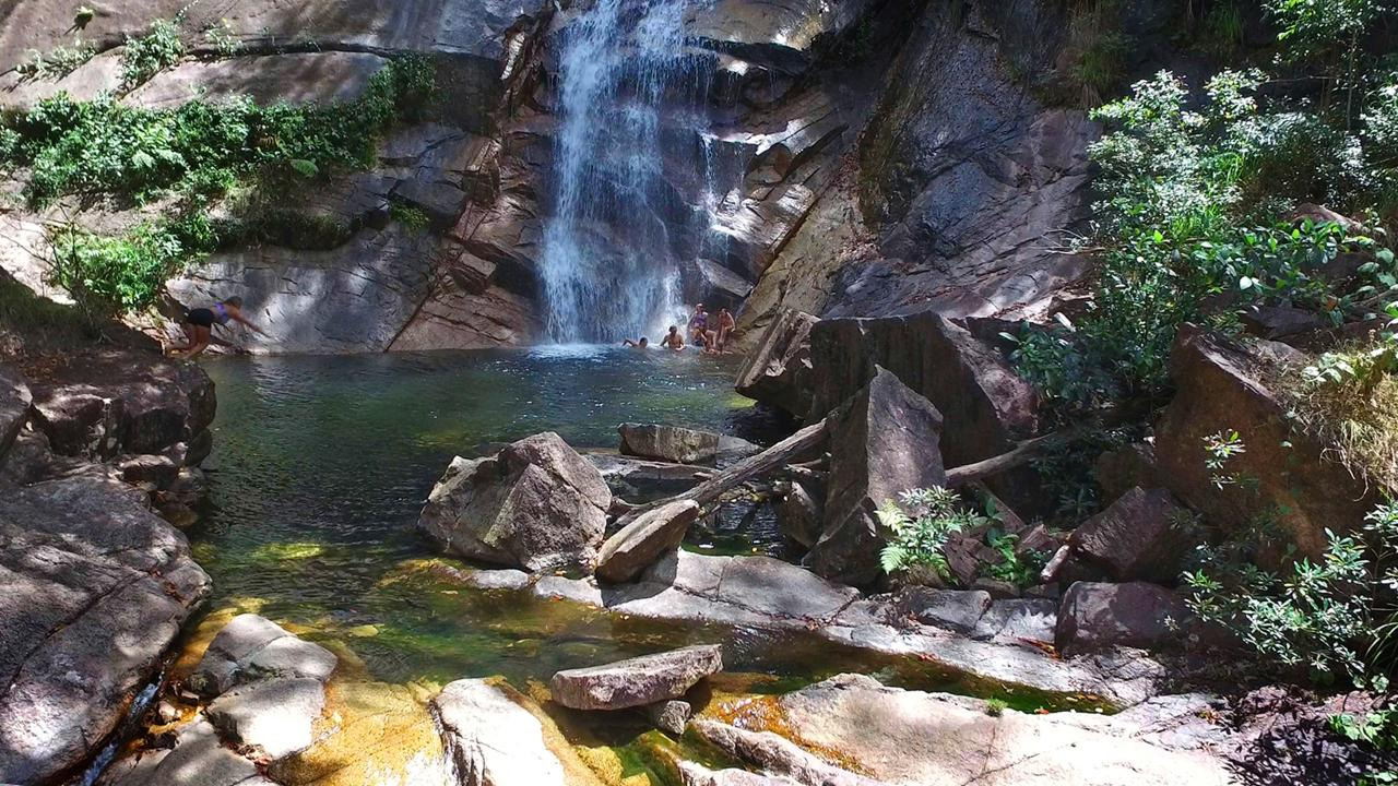 Echo Creek Falls Walk