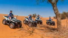 Quad Biking Tour - 2 hours (Various Times)