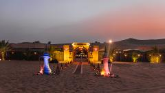 Buggy Excursion incl. Desert Bedouin Experience - Half Day (various Times)