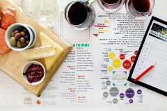 Tulloch Wines - Mystery Wine Tasting Experience with Local Cheese and Charcuterie