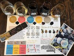 Tulloch Wines - Wine Tasting paired with Local Handmade Chocolates