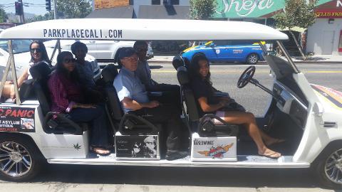 ParkPlace Cali Tours