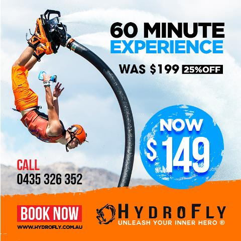 60 Min experience WAS $199 NOW 25% OFF