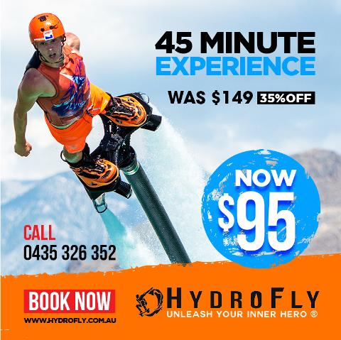 45 Min experience WAS $149 NOW 35% OFF