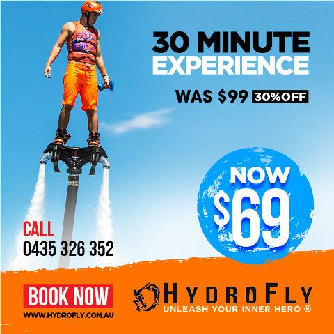 30 Min experience WAS $99 NOW 30% OFF