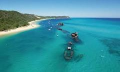 Snorkelling Adventure Tangalooma Wrecks, Moreton Island