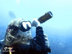 Reef Clean Team Members Dive