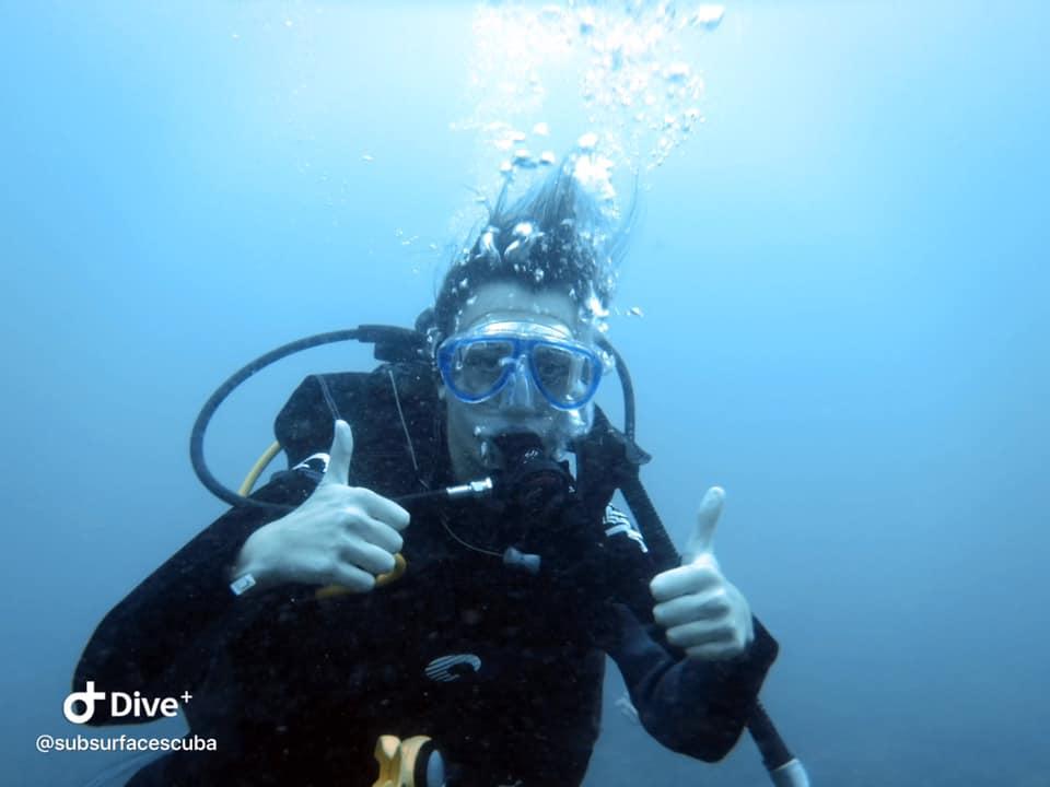 Reef Clean Team Non Members Dive