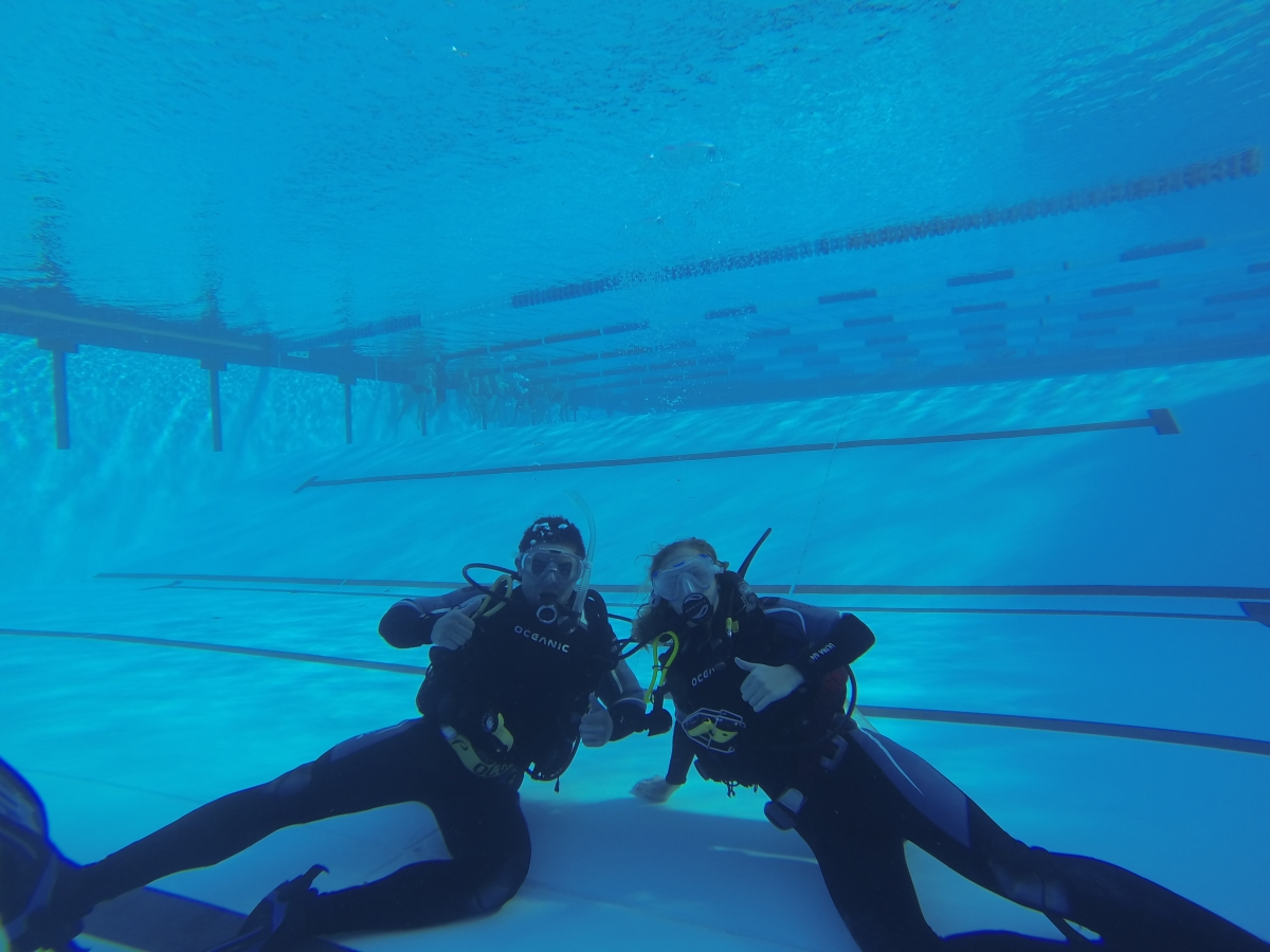 PADI Open Water Scuba Diver Course