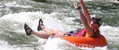 The St. James - White Water Rafting Adventure