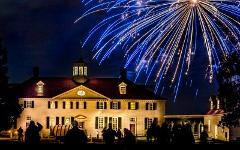 Mount Vernon by Minibus JUNE 30, 2017 and JULY 1, 2017 INDEPENDENCE FIREWORKS Old Town Alexandria to Mount Vernon Round Trip