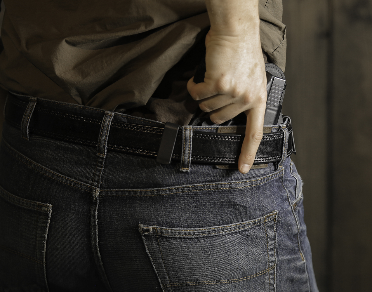 Intermediate Pistol - The Fundamentals of Conceal Carry - 301 - Rice Lake