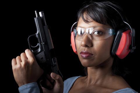 NRA Basic Pistol (Women's Only) - 104 - Rice Lake