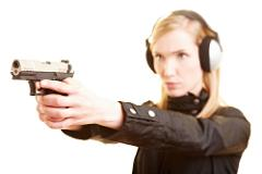 Introduction to Pistol Shooting (Women's Only) - 202 - Appleton