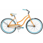 Adult Cruiser Bike, Female - 24""
