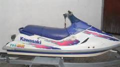Jet Ski On Trailer - Two Seater - Low Power, Low Speed