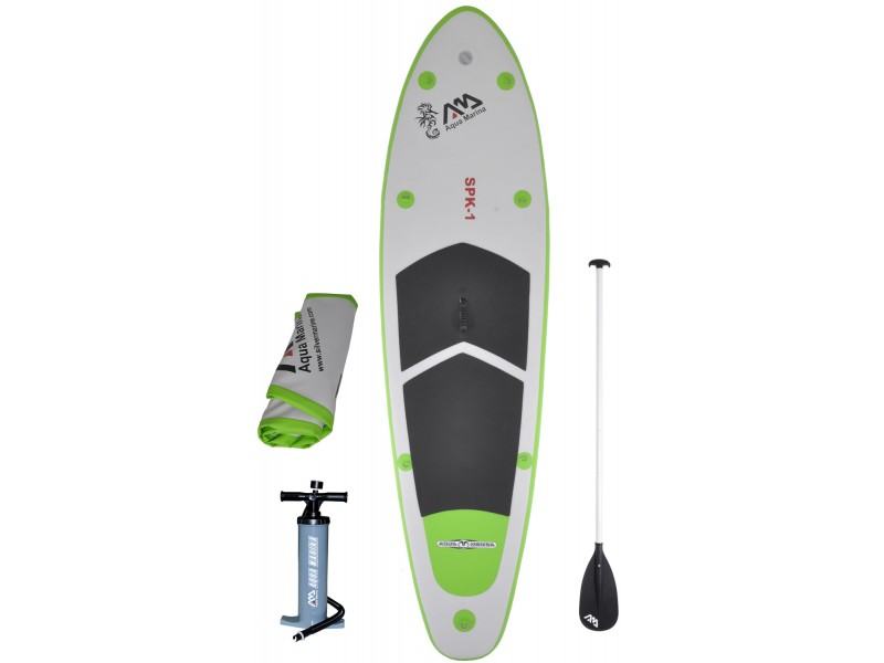 "9' 9"" Stand Up Paddle Board - For Adults and Kids less than 149 Pounds"