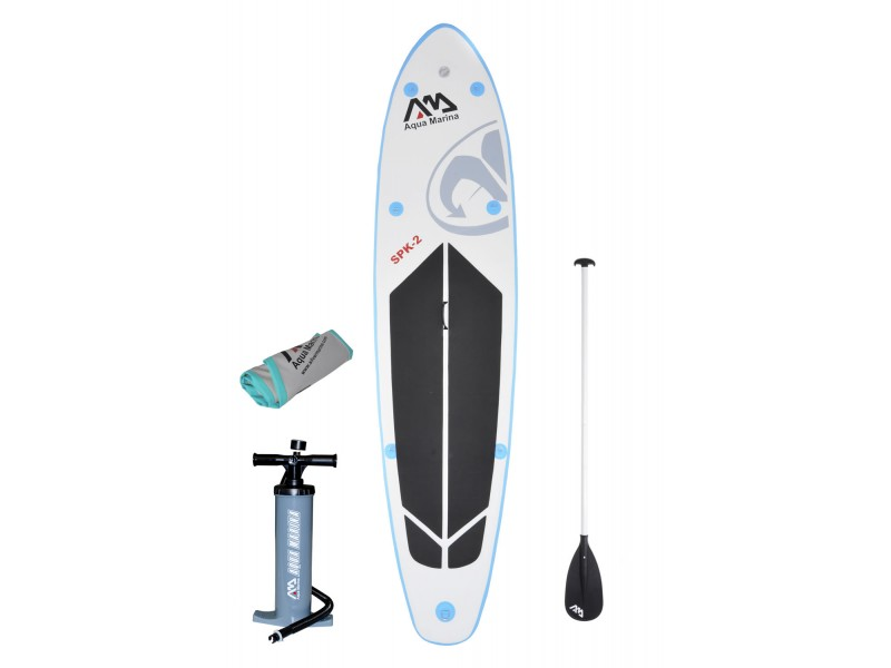 "10' 10"" Stand Up Paddle Board - For Adults and Kids less than 199 Pounds"
