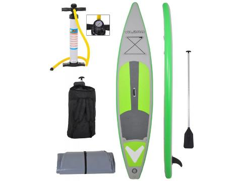 "12' x 6"" x 31"" Racing Stand Up Paddle Board - For Adults and Kids less than 200 Pounds, Max 340 pounds"