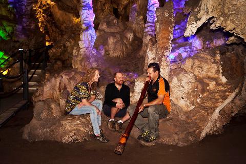 Private Twilight Didgeridoo Cave Tour