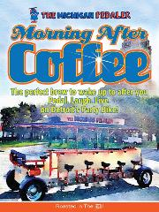 Michigan Pedaler Morning After Coffee