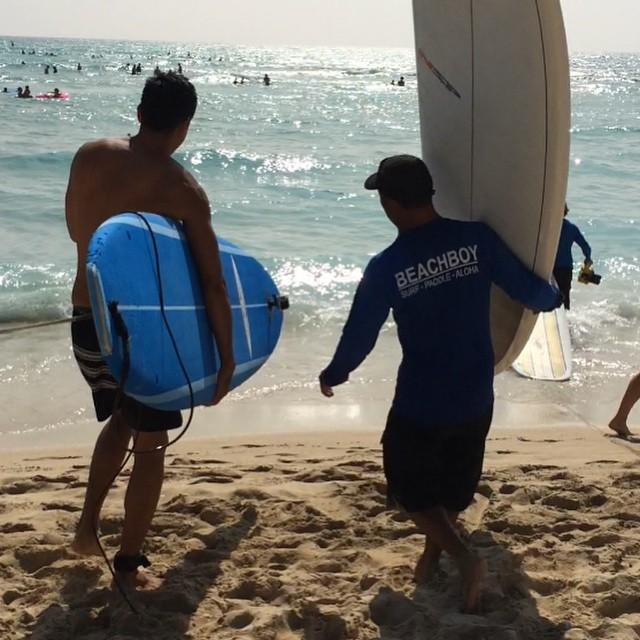 Beachboy Valet