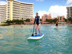 Private Group Stand Up Paddle Lesson
