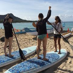 Private Individual Stand Up Paddle Lesson