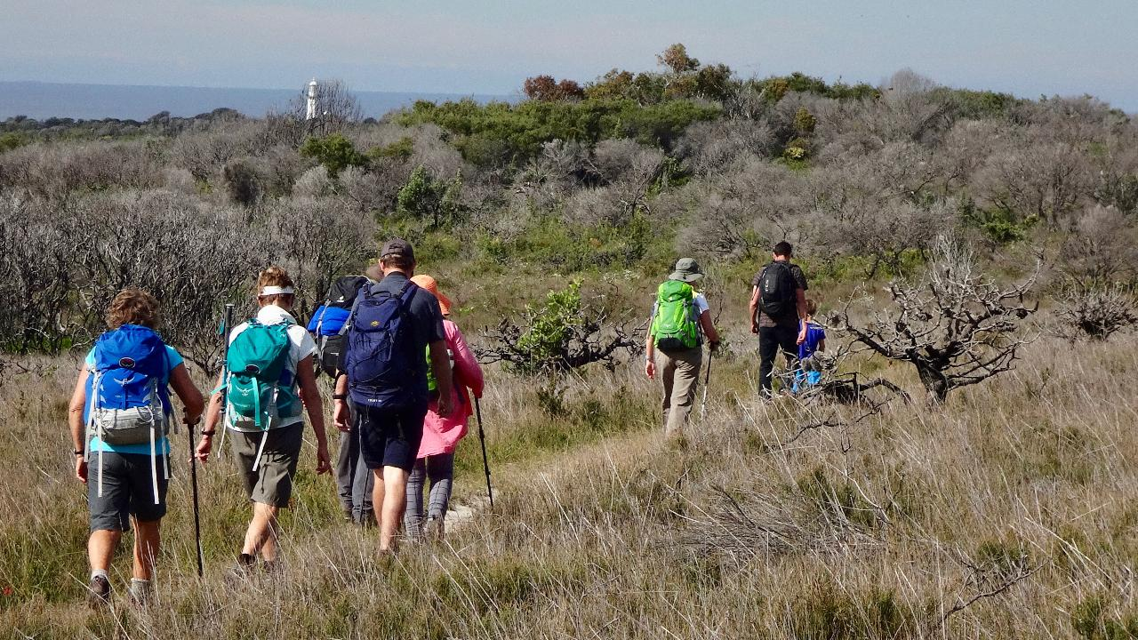 Light to Light 3 day Fully Guided Walk