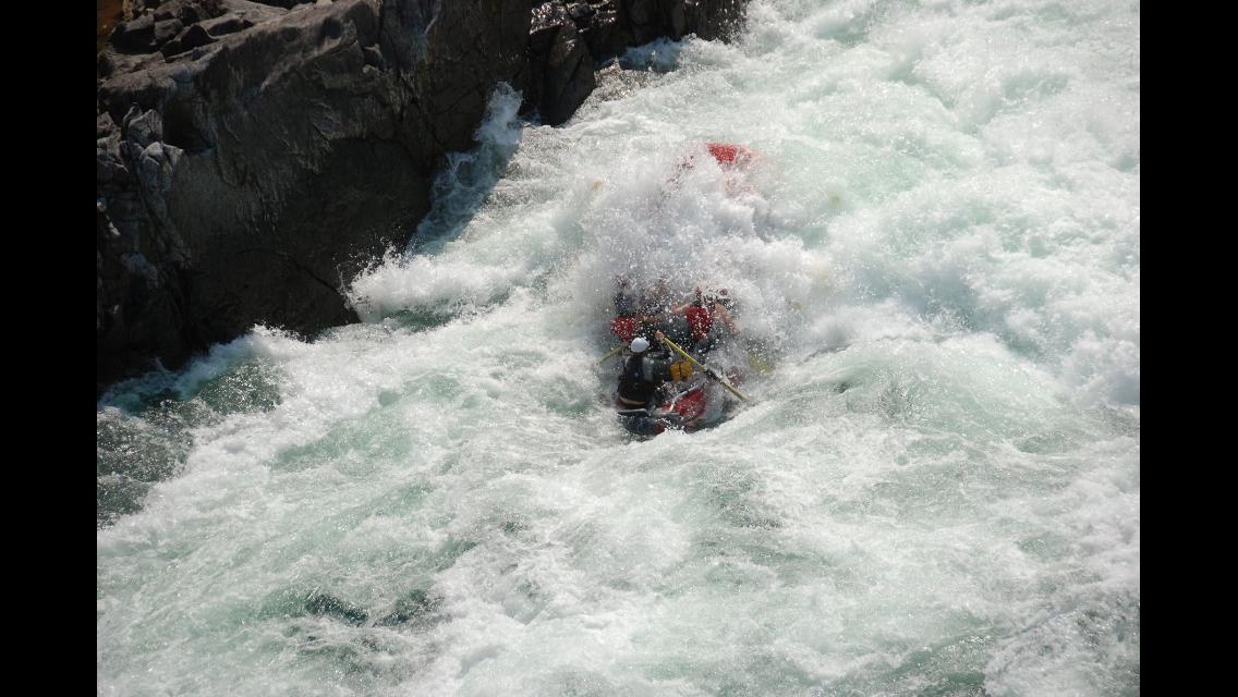 High Adventure Whitewater Rafting