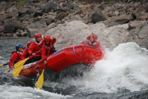 5-Day Whitewater Rafting Expedition