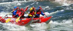 Family Friendly Whitewater Rafting Trip