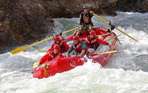 Full-Day Whitewater Rafting
