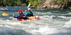 Full-Day Tandem Whitewater Rafting