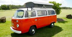 Bettsy - 1974 VW Kombi T2 Campervan