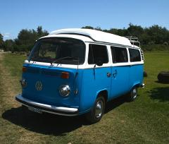 Lily - 1977 VW Kombi T2 Campervan
