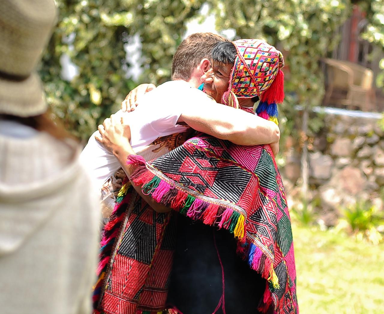 """One day Inca healing ceremonies """"without Ayahuasca"""""""