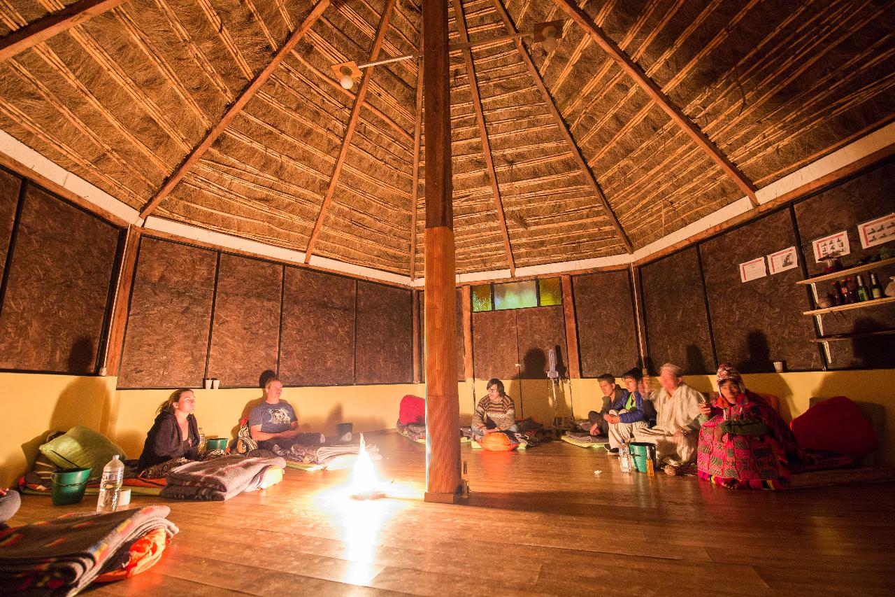 5 days Ayahuasca healing retreat and social responsibility