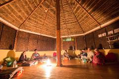 5 days Ayahuasca retreat, Inca meditation and volunteering with Human Actions