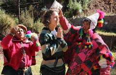3 day Ayahuasca retreat, Inca meditation and volunteering with Human Actions