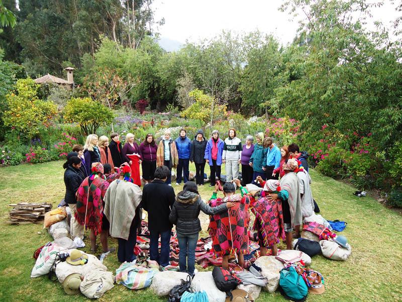 7 day Ayahuasca healing retreat & Machu Picchu