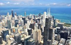 Starting at $69!  Chicago Quick Hop to the Top