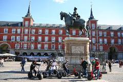 Tour Templo de Debod + Histórico en Scrooser – Guía Español