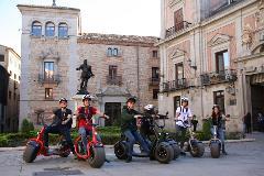 Tour Parque del Retiro + Madrid Histórico en Scrooser – Guía Español