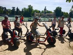 Tour Parque del Retiro en Scrooser – Guía Español